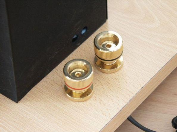 Quad ESL 57 electrostatic speaker rebuild by Marc Schutte