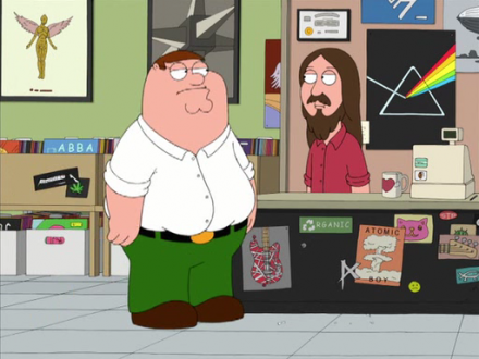 Family Guy's Surfin Bird, Bird is a word. Anybody heard?