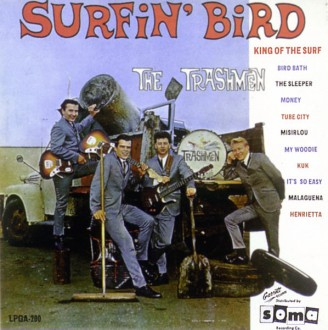 the trashmen surfin bird 1964