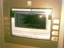 Lloyds TSB windows powered ATM