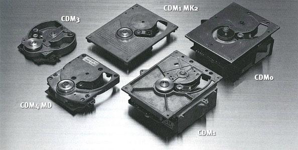CD player, DAC & transport list