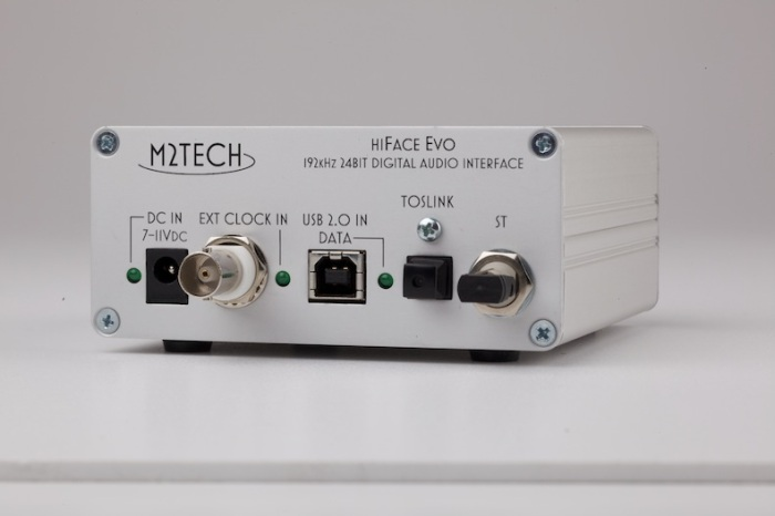 hiFace Evo - Hi-End S/PDIF Output Interface