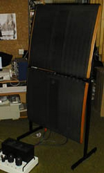Quad ESL 57 electrostatic speakers