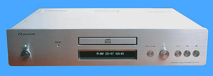 Shanling CD-A10 tube CD player