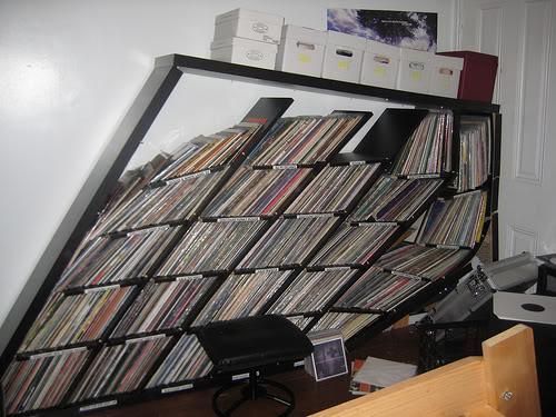 Ikea Expedit Vinyl Record Storage Solution Audiophile