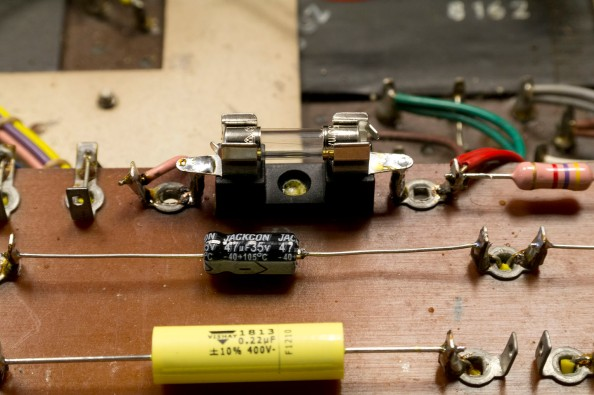 Leak Stereo 20 rebuild