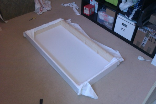 How to make DIY acoustic panels