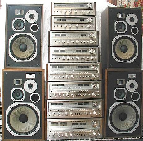 pioneer receiver x80 serie