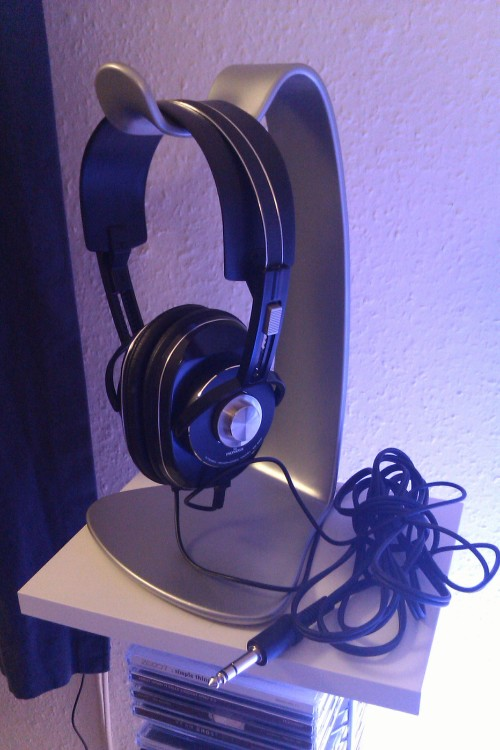Pioneer SE-650 headphones