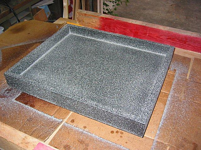 DIY Sandbox isolation table