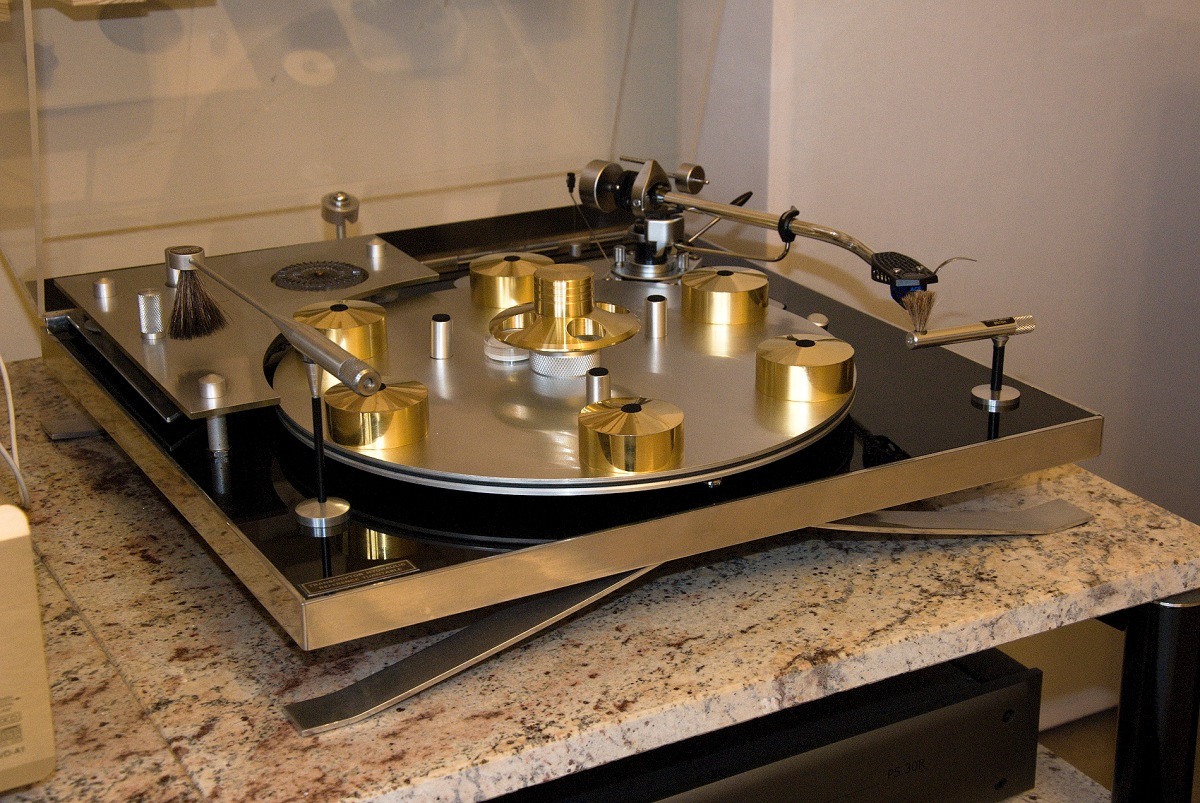 Transcriptors Hydraulic Reference Vintage Turntable