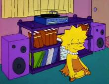 Lisa Simpson hfi
