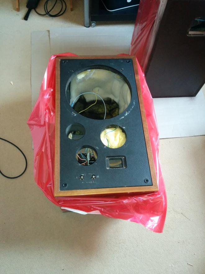 Pioneer HPM-100 restoration