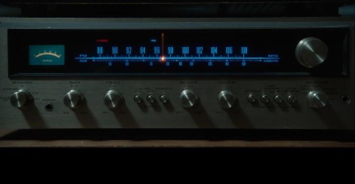 Vintage receiver Pioneer SX-626