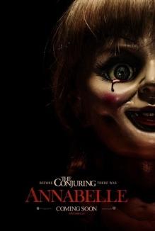 annabelle horror 2014 poster