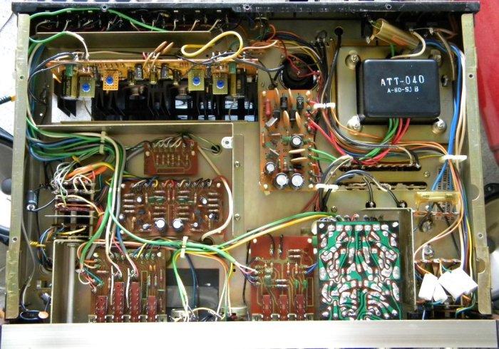 PioneerSX-626repair06