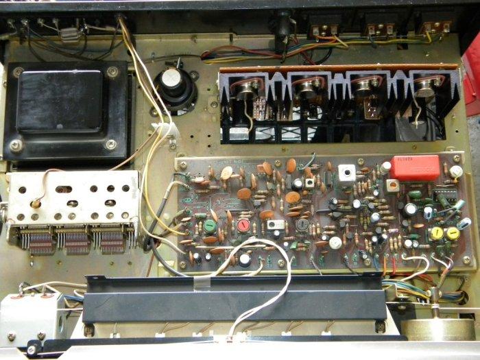 PioneerSX-626repair07