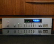 Pioneer TX-710L Synthesized AM/FM Stereo Tuner