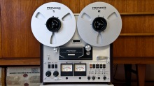 Pioneer RT-1050 2-Track Reel to Reel machine