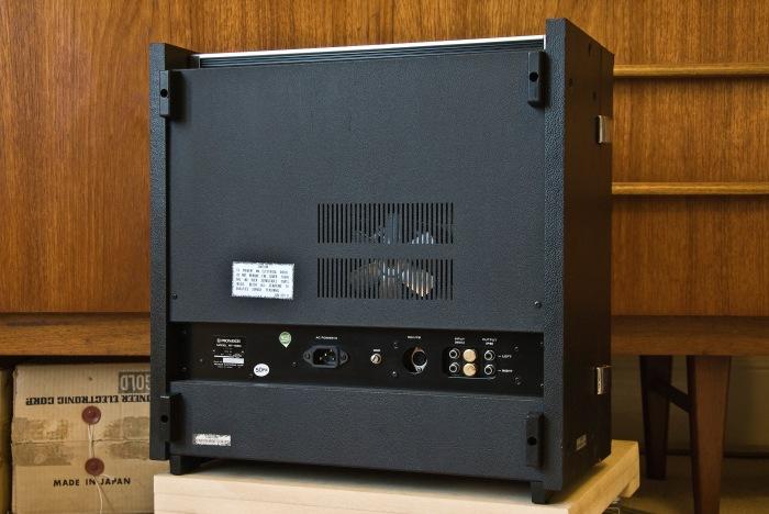 Pioneer RT-1050 2-Track Reel to Reel machine