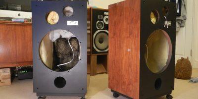 Pioneer HPM-150 Restoration and upgrade