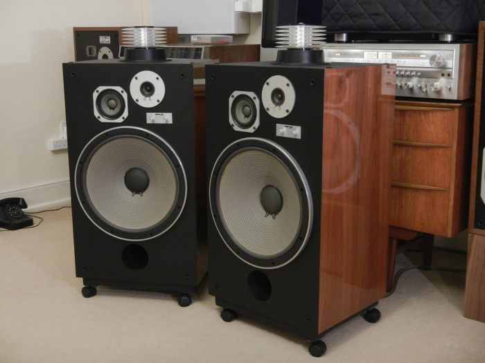 Pioneer HPM-150 Restoration and upgrade